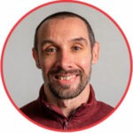 Head shot of Justin Shoup, customer experience manager for LUMA Institute